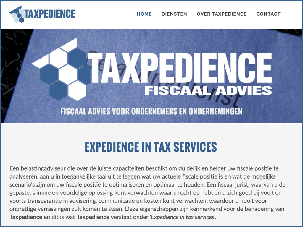 Taxpedience